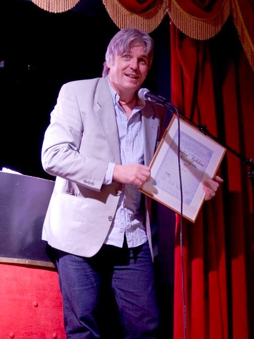 Jon Larsen, Tyldenprisen 2013