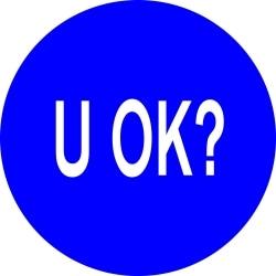 U OK? AS